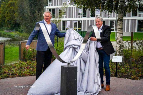 Sculpture for Hospice Tiel Reflection Garden