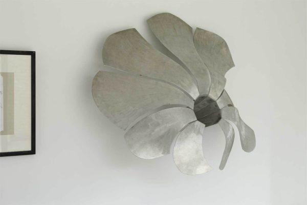 muur-sculptuur-Flower-wallpiece-flower