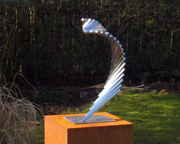 abstract geometrisch award - Prins Bernardfonds prijzenbeeld