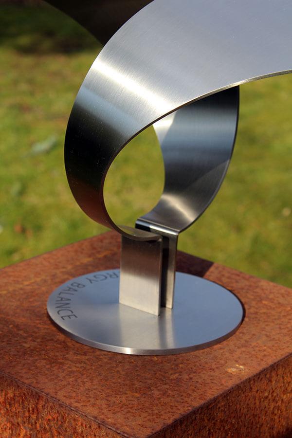 detail art assignment excluding stainless steel garden sculpture