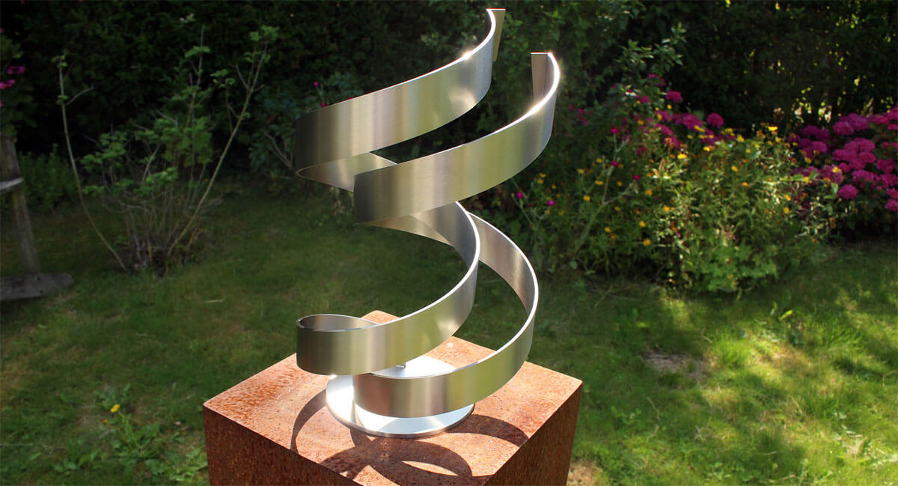 xclusief geometrisch sculptuur voor trouwen