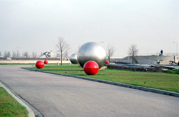 art commissioned-Hoogheemraadschap-water purification AlmereH2O