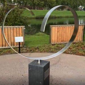 RVS kunstwerk-gedenkteken-hospice