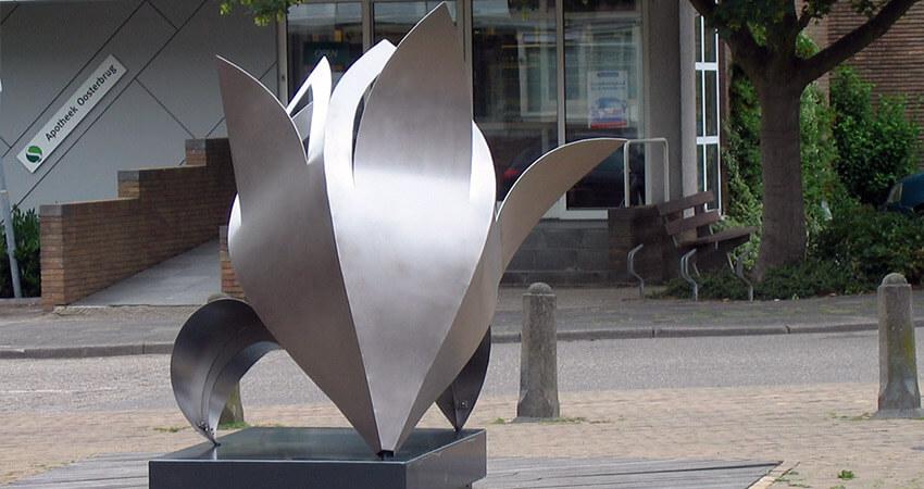 monumentale kunst openbare ruimte