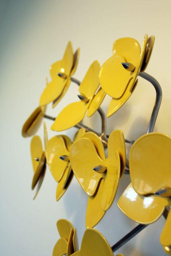 details orchid sculpture