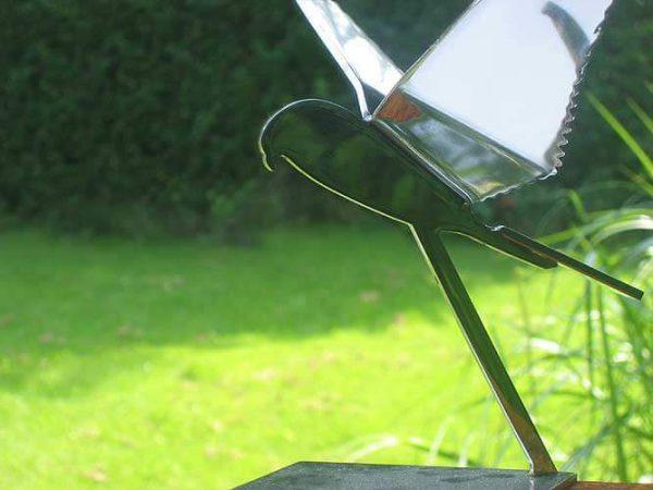 vogelbeeld-valkje-detail