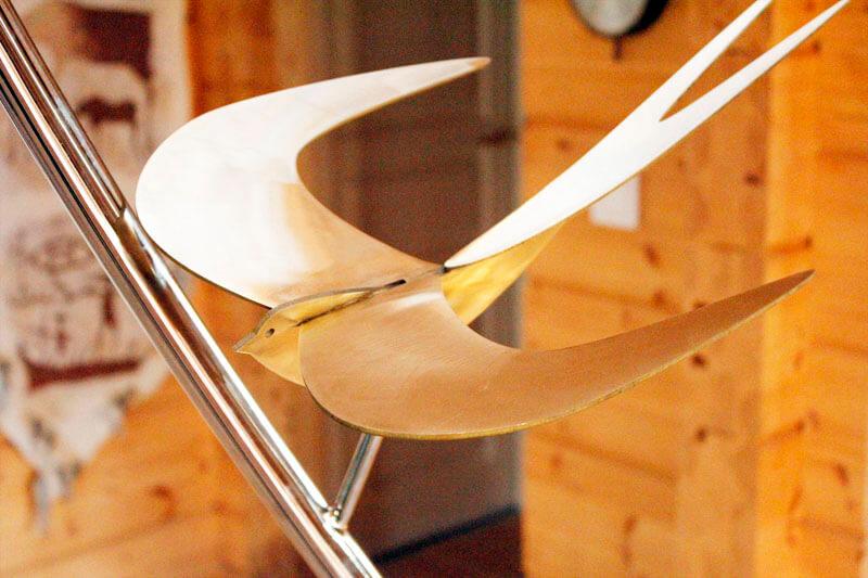 detail vogeltjesbeeld